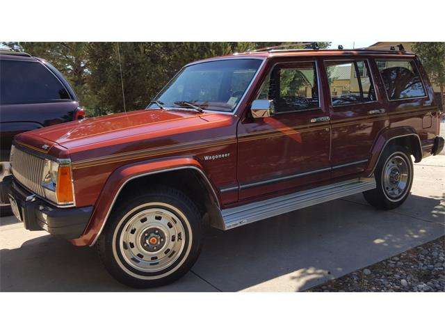 1984 Jeep Wagoneer (CC-1384358) for sale in Colorado Springs, Colorado