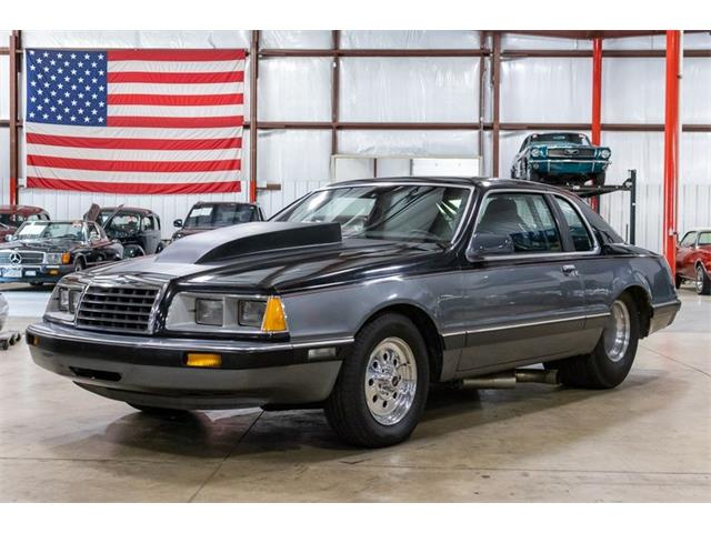 1985 Ford Thunderbird (CC-1384365) for sale in Kentwood, Michigan