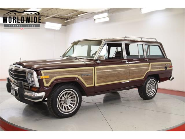 1989 Jeep Wagoneer (CC-1384366) for sale in Denver , Colorado
