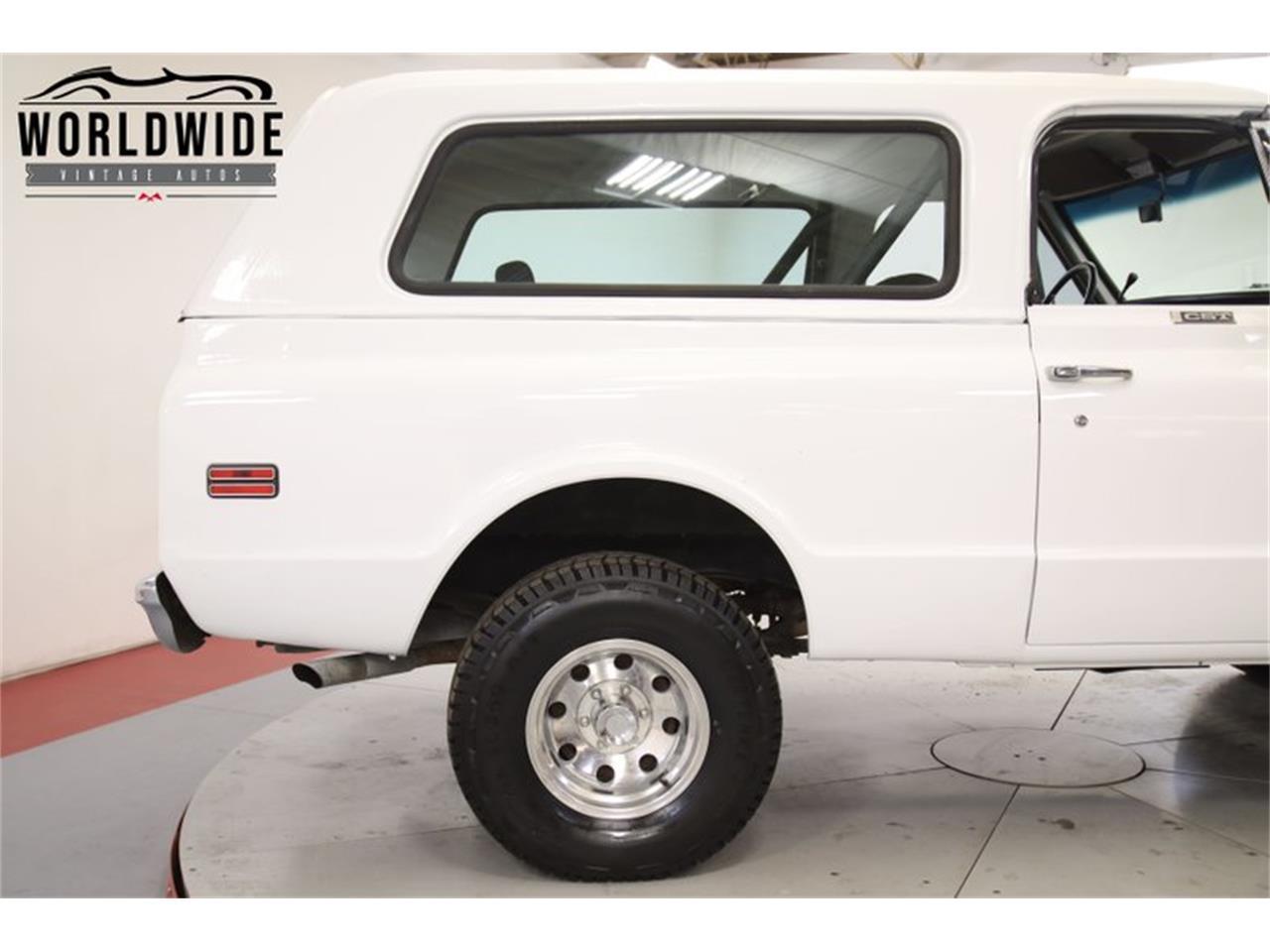 1972 Chevrolet Blazer (CC-1384376) for sale in Denver , Colorado