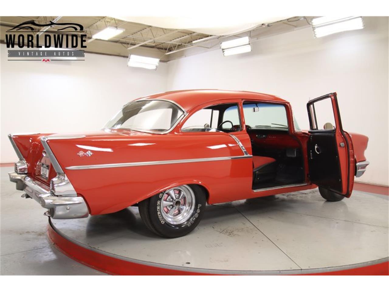 1957 Chevrolet Bel Air (CC-1384381) for sale in Denver , Colorado