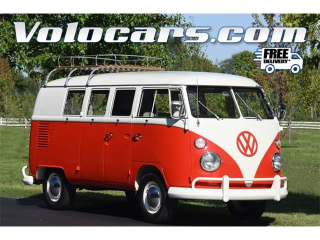 1967 Volkswagen Transporter (CC-1384397) for sale in Volo, Illinois