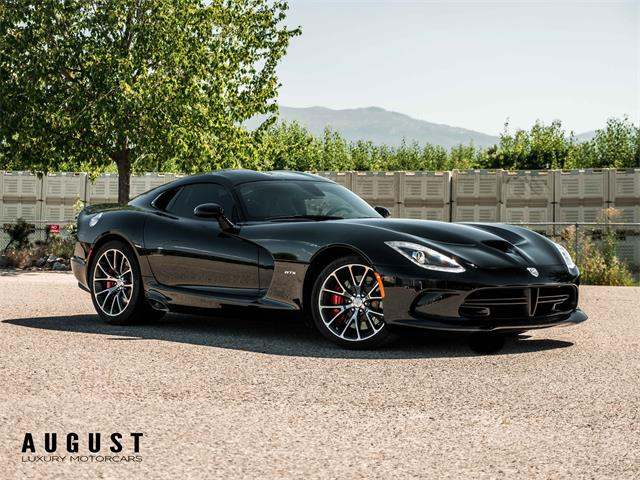 2014 Dodge Viper (CC-1380044) for sale in Kelowna, British Columbia