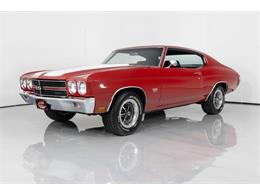 1970 Chevrolet Chevelle (CC-1384438) for sale in St. Charles, Missouri