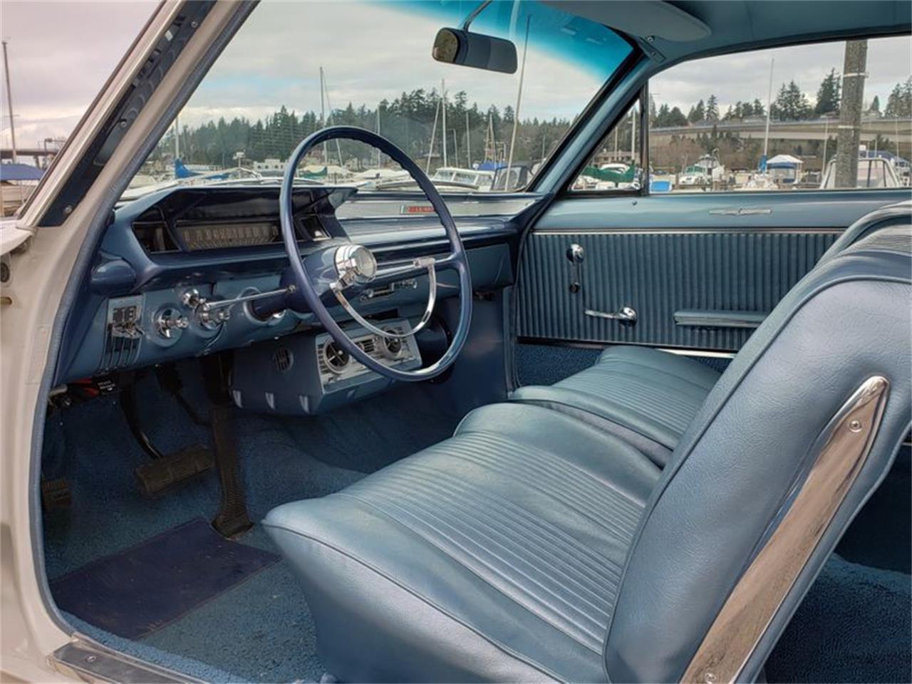 1962 Pontiac Tempest (CC-1380444) for sale in Bremerton, Washington