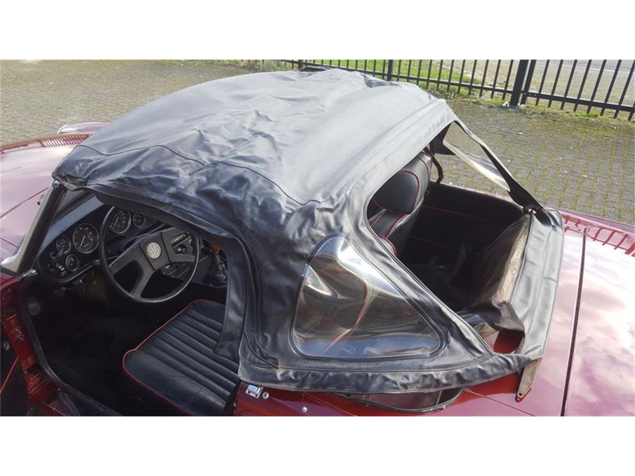 1978 MG MGB (CC-1384440) for sale in Waalwijk, Noord-Brabant