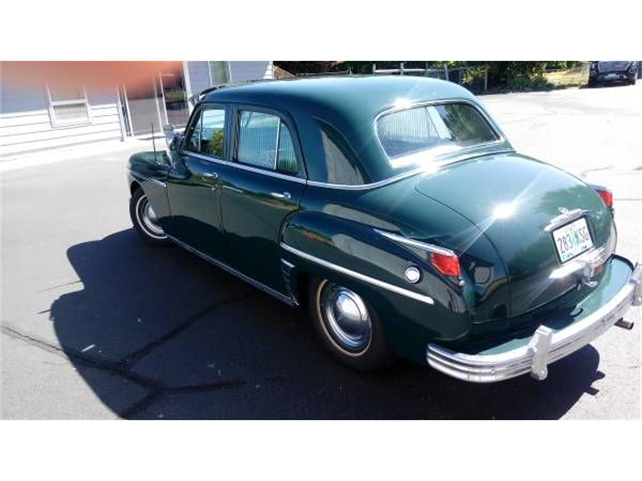 1949 Plymouth Special Deluxe (CC-1384442) for sale in Cadillac, Michigan