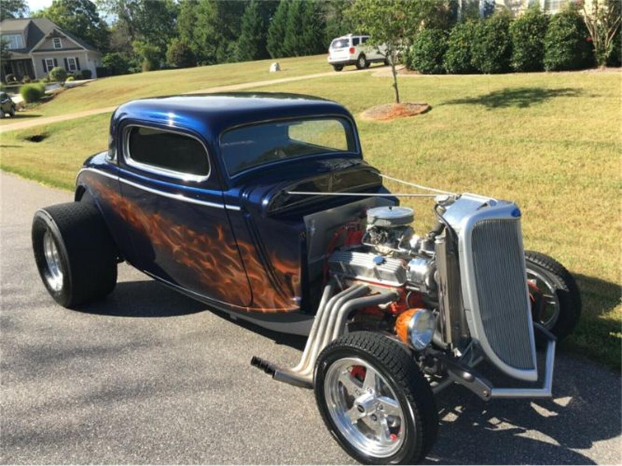 1934 Ford Model 40 (CC-1384456) for sale in Cadillac, Michigan