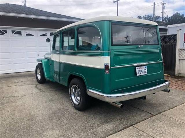 1961 Willys Wagoneer (CC-1384466) for sale in Cadillac, Michigan