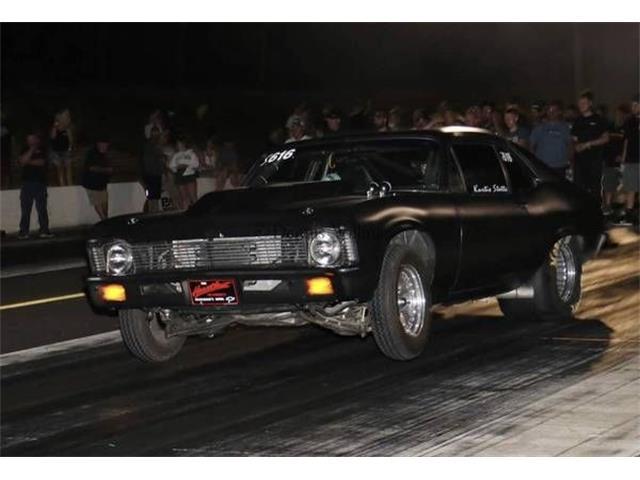 1971 Chevrolet Nova (CC-1384473) for sale in Cadillac, Michigan