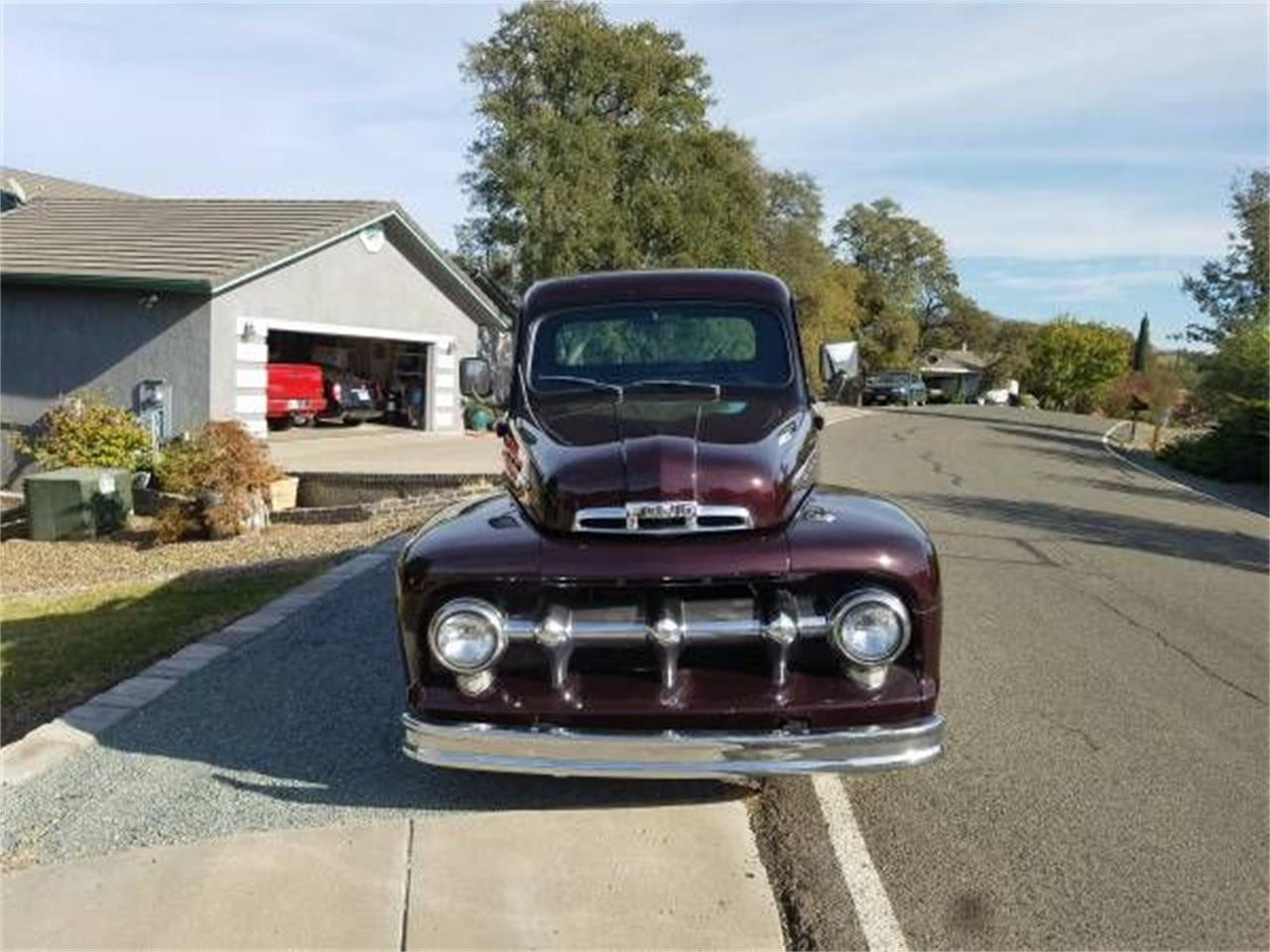 1951 Ford F1 (CC-1384477) for sale in Cadillac, Michigan