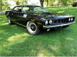 1971 Plymouth Barracuda (CC-1384487) for sale in Cadillac, Michigan