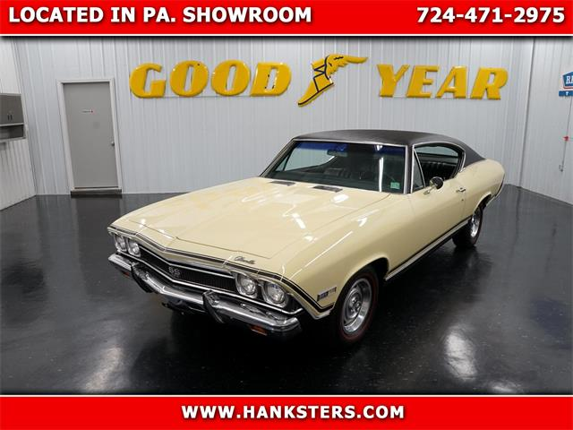 1968 Chevrolet Chevelle SS (CC-1384489) for sale in Homer City, Pennsylvania