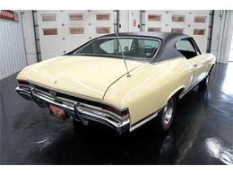 1968 Chevrolet Chevelle SS (CC-1384489) for sale in Homer City, Pennsylvania
