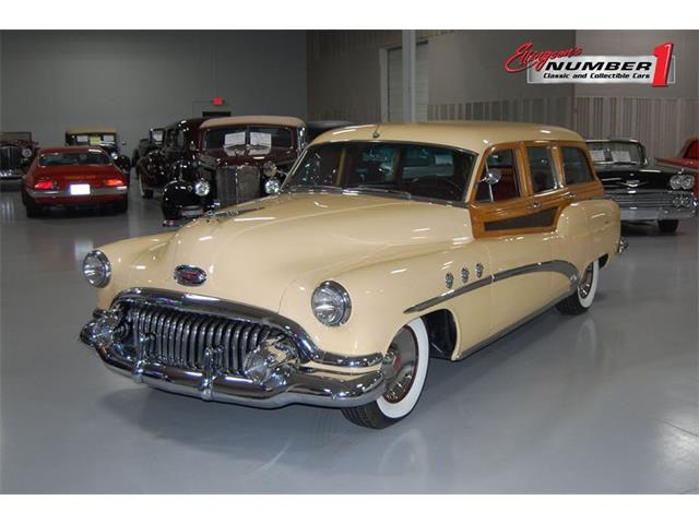 1952 Buick Super (CC-1384490) for sale in Rogers, Minnesota