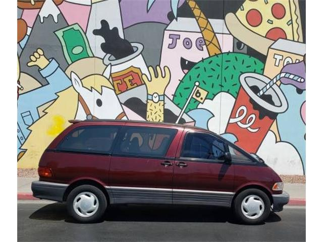 1994 Toyota Previa (CC-1384491) for sale in Cadillac, Michigan
