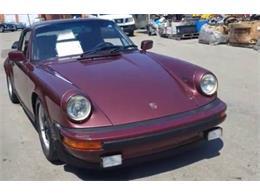 1983 Porsche 911 (CC-1384494) for sale in Cadillac, Michigan