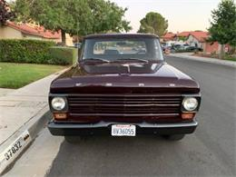 1968 Ford F100 (CC-1384495) for sale in Cadillac, Michigan