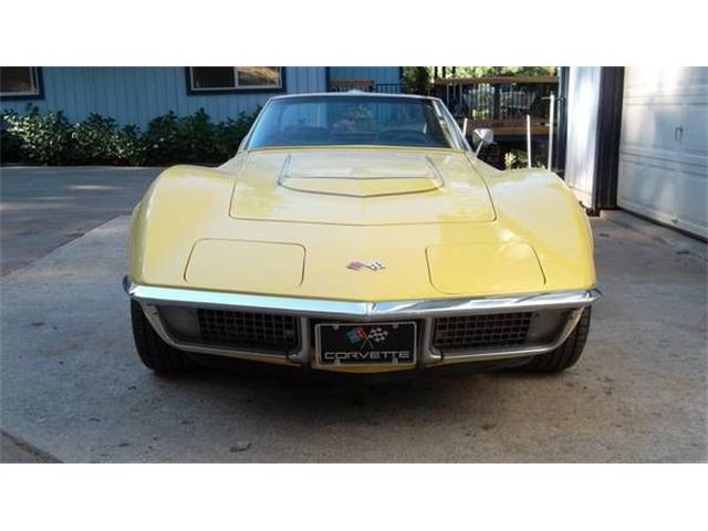 1970 Chevrolet Corvette (CC-1384507) for sale in Cadillac, Michigan