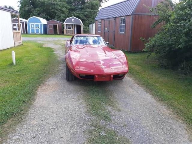 1976 Chevrolet Corvette (CC-1384517) for sale in Cadillac, Michigan