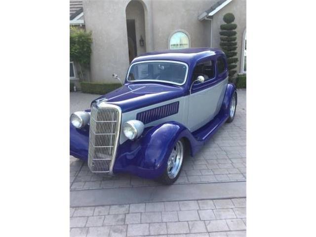 1935 Ford Sedan (CC-1384521) for sale in Cadillac, Michigan