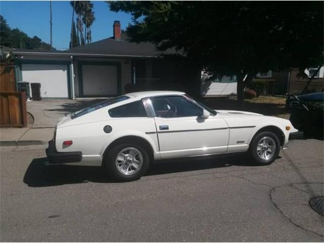 1980 Datsun 280ZX (CC-1384525) for sale in Cadillac, Michigan