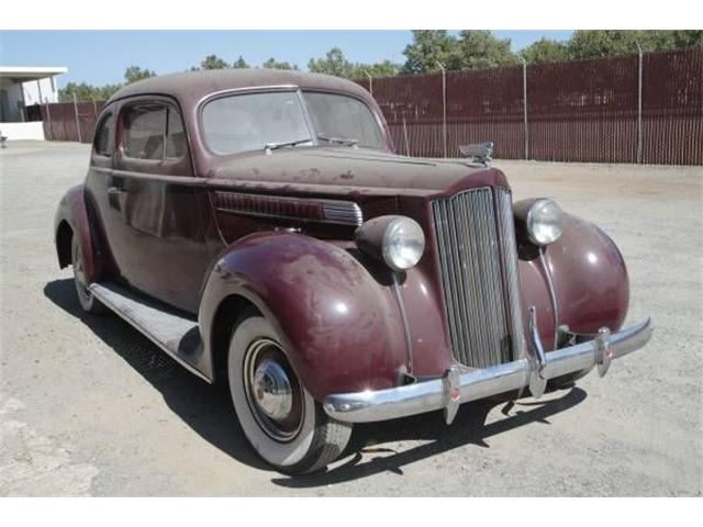 1939 Packard Business Coupe (CC-1384527) for sale in Cadillac, Michigan