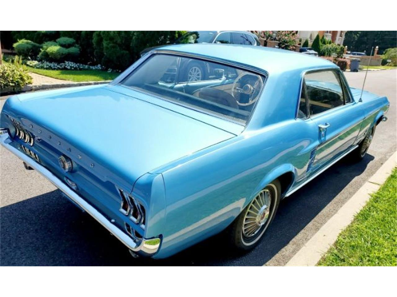1967 Ford Mustang (CC-1384528) for sale in Cadillac, Michigan