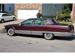 1994 Cadillac Fleetwood (CC-1384531) for sale in Cadillac, Michigan