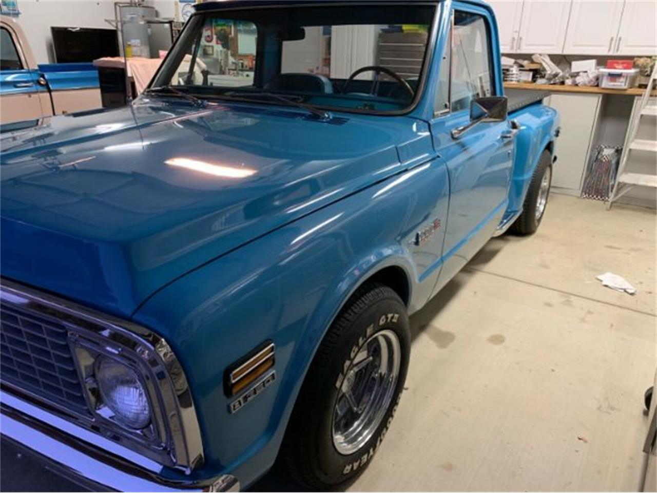 1971 Chevrolet Pickup (CC-1384535) for sale in Cadillac, Michigan