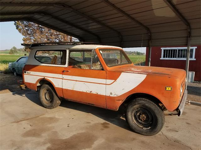 1971 International Scout II (CC-1384536) for sale in Redmond, Oregon