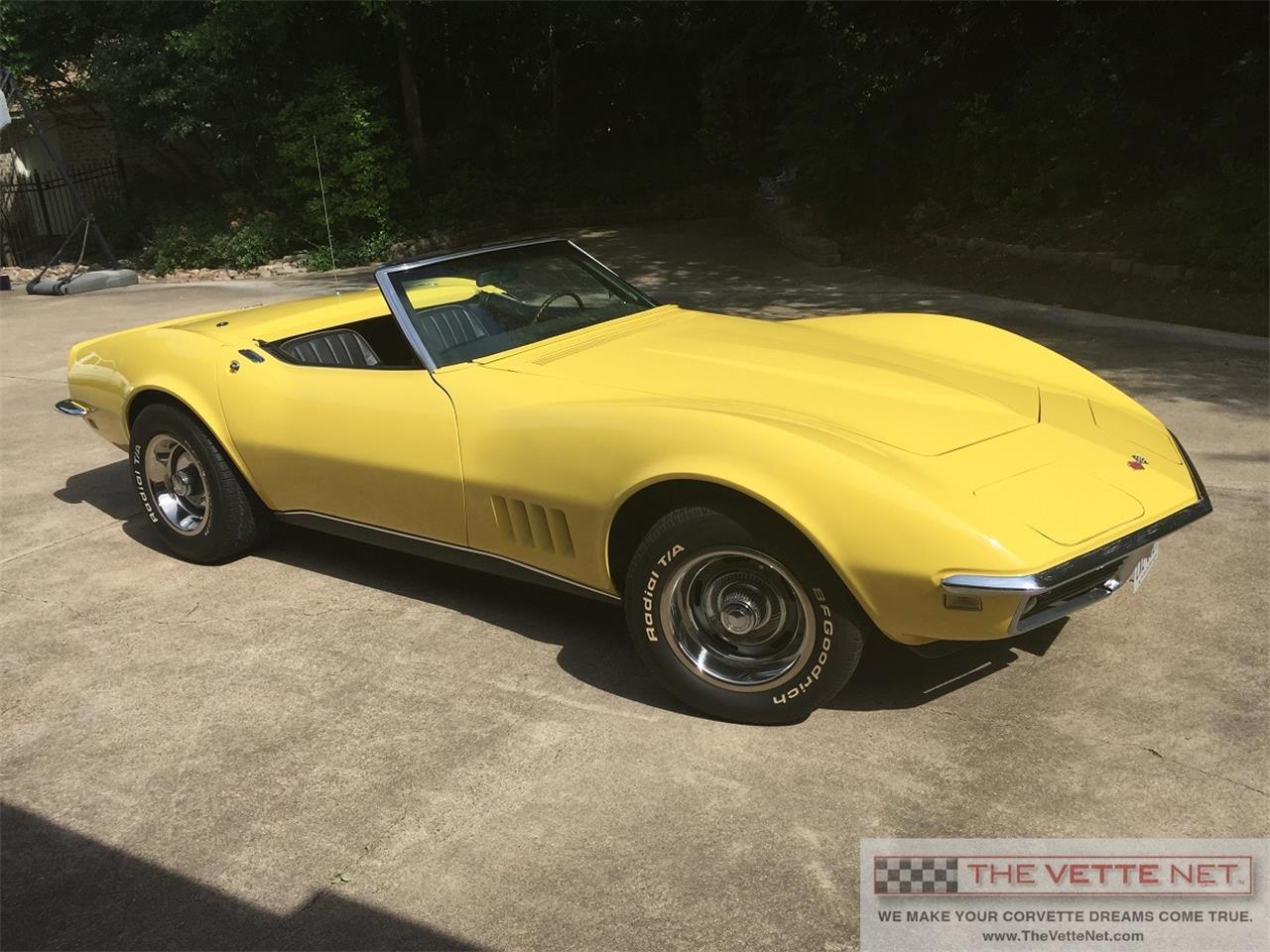 1968 Chevrolet Corvette (CC-1384537) for sale in Sarasota, Florida