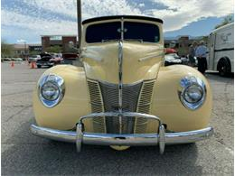 1940 Ford Deluxe (CC-1384540) for sale in Cadillac, Michigan