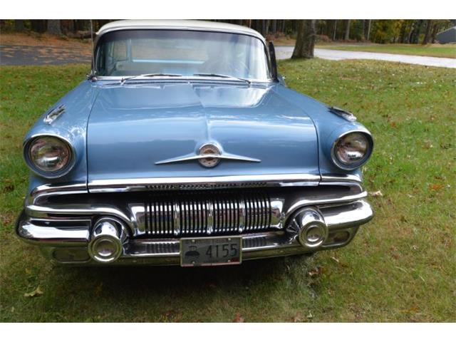 1957 Pontiac Safari (CC-1384542) for sale in Cadillac, Michigan