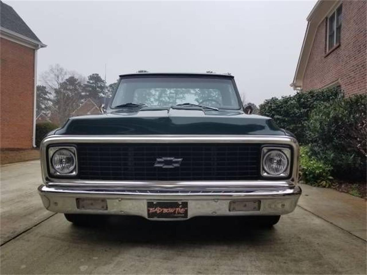 1971 Chevrolet C10 (CC-1384544) for sale in Cadillac, Michigan
