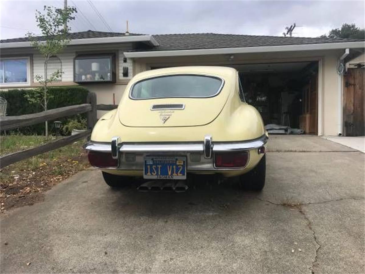 1971 Jaguar E-Type (CC-1384547) for sale in Cadillac, Michigan