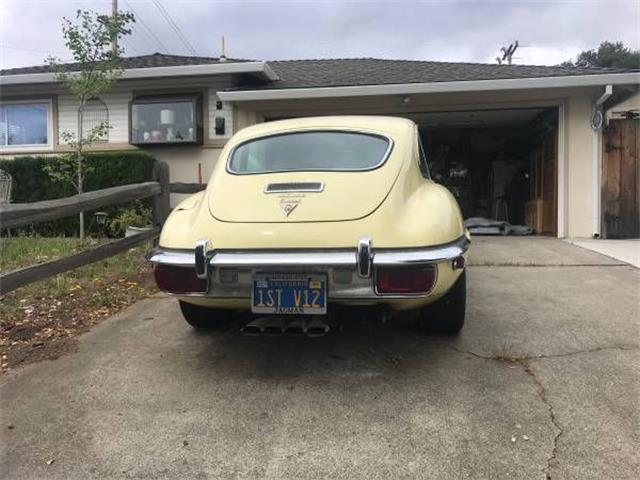 1971 Jaguar E-Type (CC-1384547) for sale in Cadillac, Michigan
