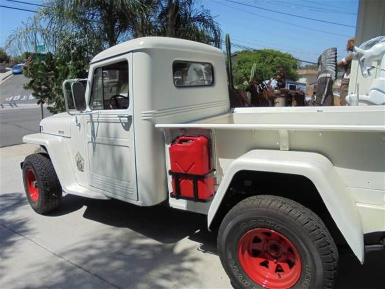 1948 Willys Pickup (CC-1384548) for sale in Cadillac, Michigan