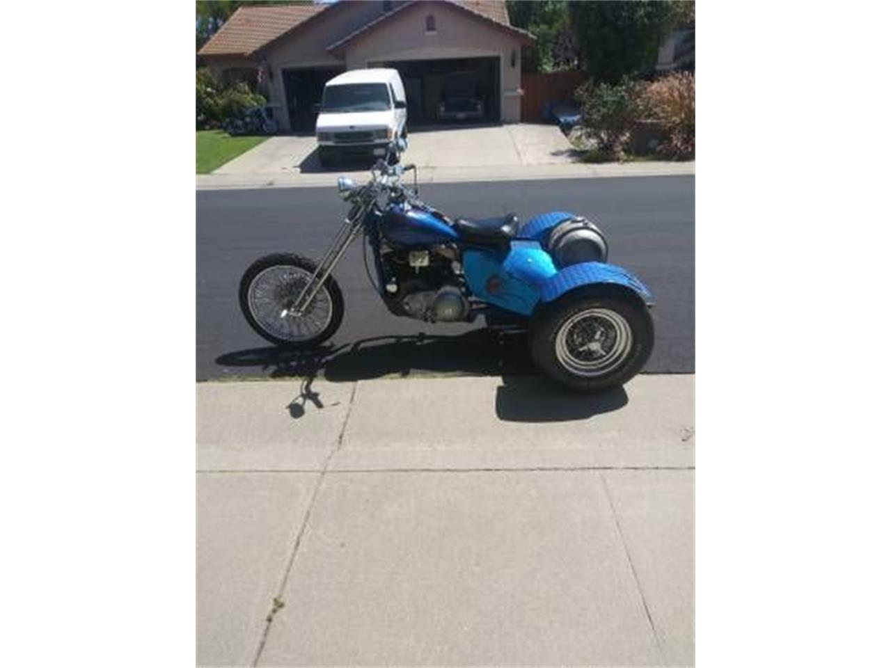 1978 Harley-Davidson Trike (CC-1384552) for sale in Cadillac, Michigan