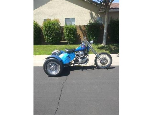 1978 Harley-Davidson Trike (CC-1384552) for sale in Cadillac, Michigan