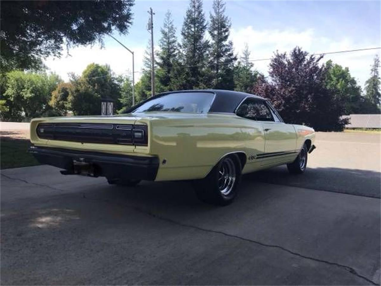 1968 Plymouth GTX (CC-1384555) for sale in Cadillac, Michigan