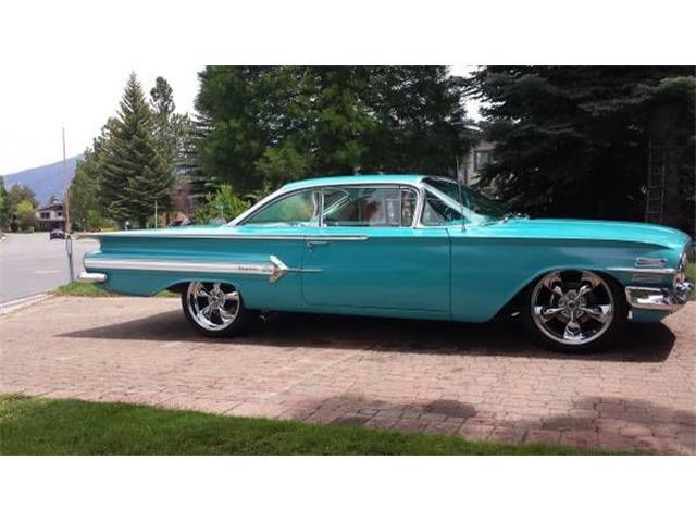 1960 Chevrolet Impala (CC-1384557) for sale in Cadillac, Michigan