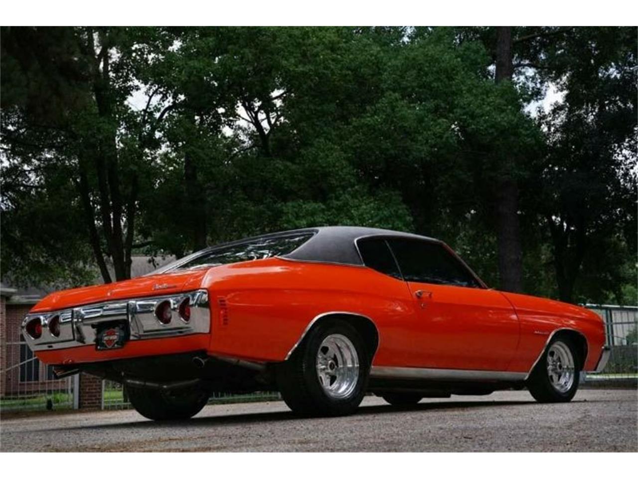 1971 Chevrolet Chevelle (CC-1384558) for sale in Cadillac, Michigan
