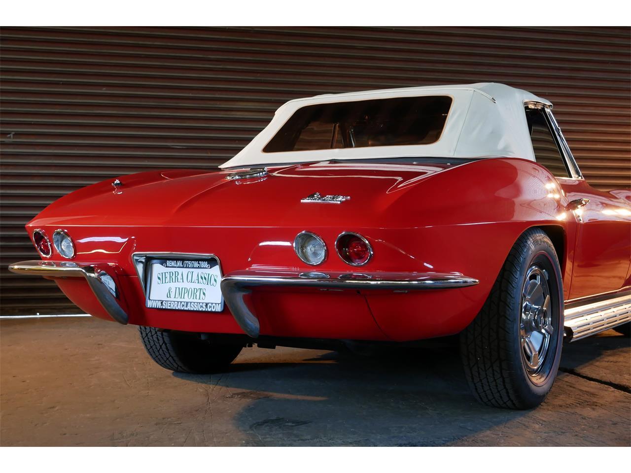 1966 Chevrolet Corvette (CC-1384559) for sale in Reno, Nevada