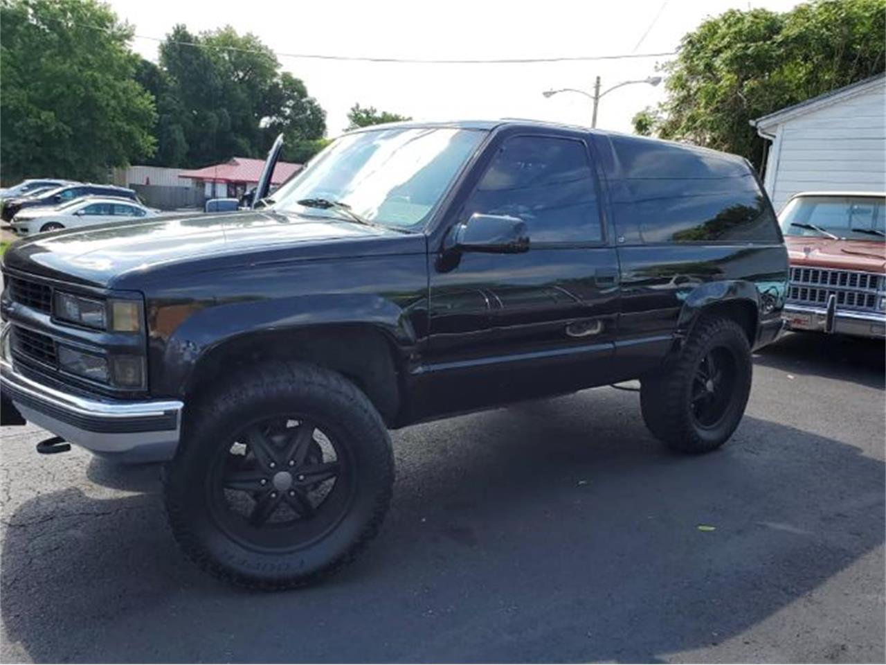 1995 Chevrolet Tahoe (CC-1384561) for sale in Cadillac, Michigan