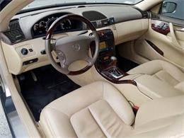 2001 Mercedes-Benz CL500 (CC-1384567) for sale in Cadillac, Michigan