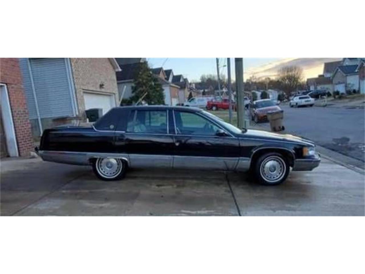 1995 Cadillac Fleetwood (CC-1384569) for sale in Cadillac, Michigan