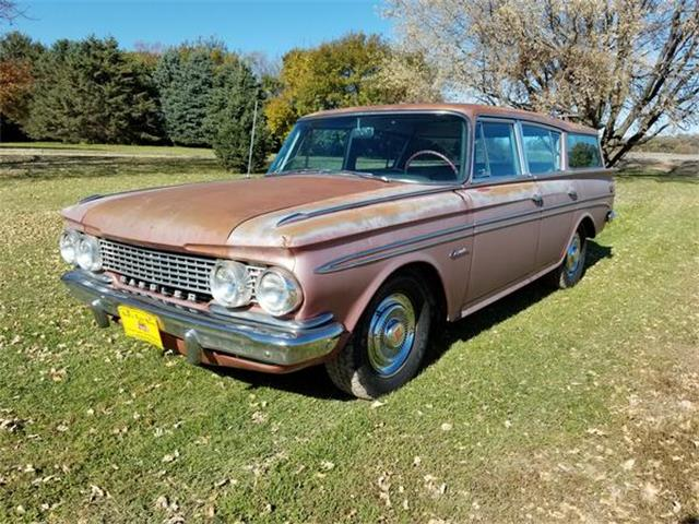 1961 Rambler Cross Country Wagon (CC-1380457) for sale in New Ulm, Minnesota