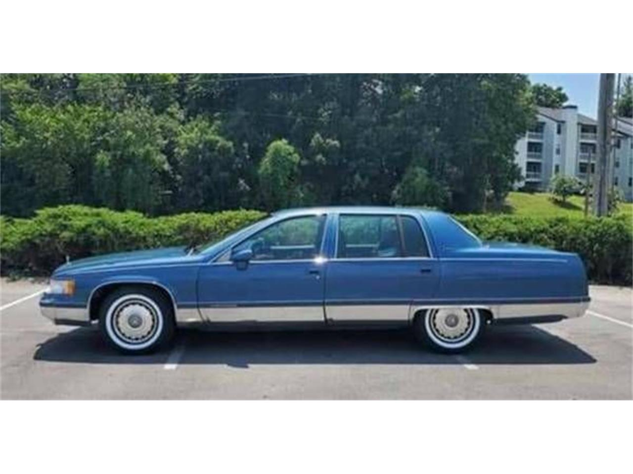 1993 Cadillac Fleetwood (CC-1384572) for sale in Cadillac, Michigan