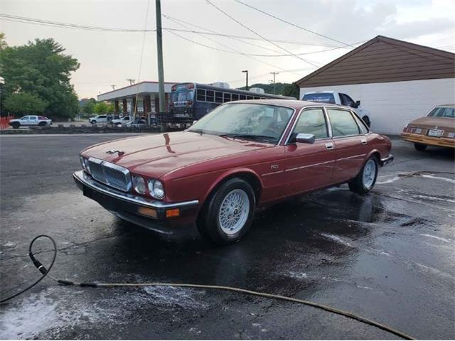 1990 Jaguar XJ (CC-1384574) for sale in Cadillac, Michigan